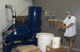 employee operating explosion proof features