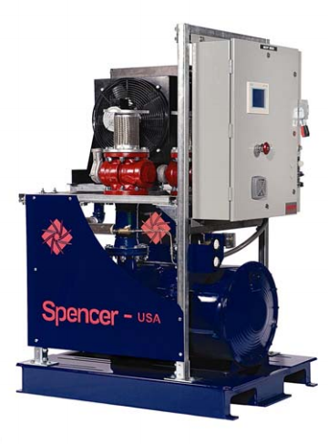 Spencer gas cube series
