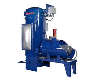 Vacuum System For Combustible Dust | Spencer Turbine